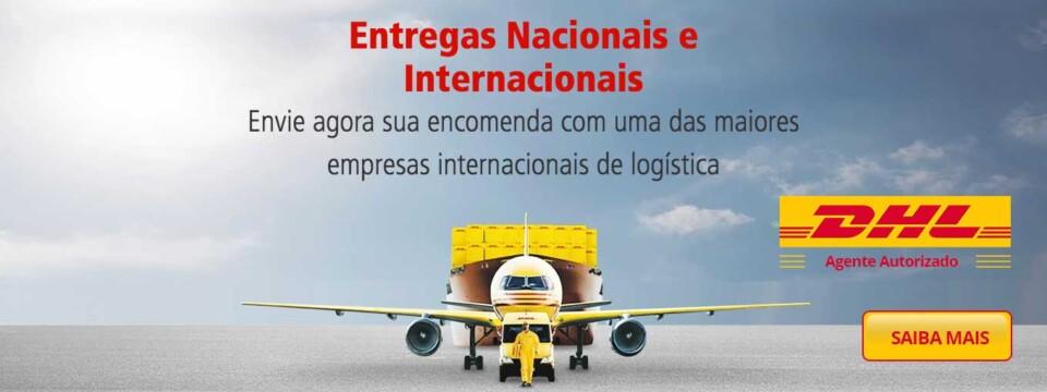DHL Logística Nacional e Internacional